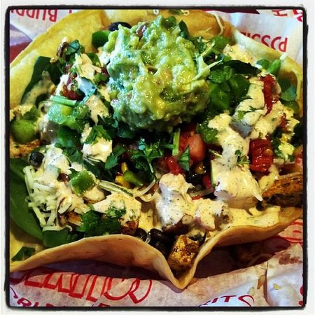 Barberitos: Super delicious healthy salads