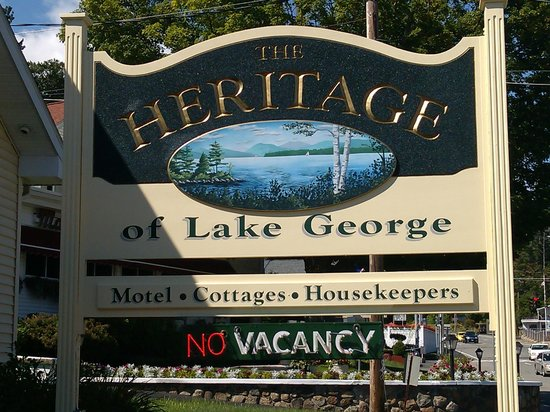 Heritage of Lake George Motel: The Heritage of Lake George