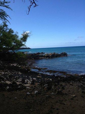 Makena Stables : beautiful scenery Makena