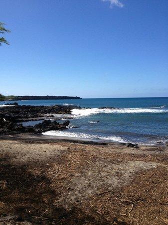 Makena Stables : beautiful coastal volcanic terrain
