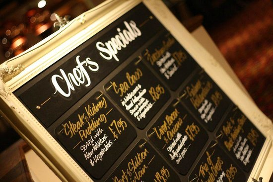 Two Rivers: Specials Board