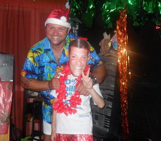 Sanddancers Bar : Christmas in the Summer at Sandancers