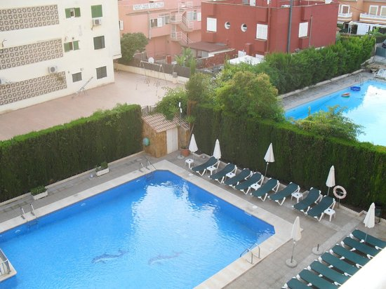 Don Miguel Playa Hotel: piscina