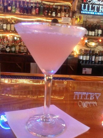 Bergheim, TX: Rob's Cosmopolitan - A-MAZING!  Crazy things may happen if you drink more than 2 of them though