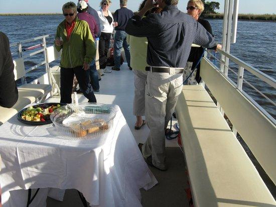 Darien River Wine and ECO Cruise Bild