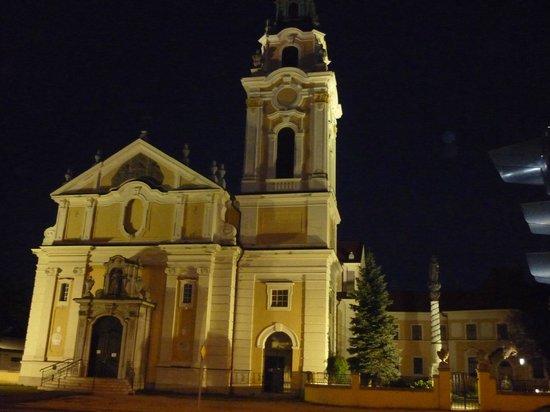 Zalaegerszeg, Hongrie : night time