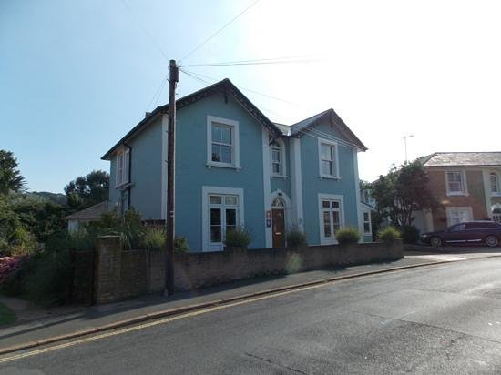 Old Shanklin Guest House: front of guest house