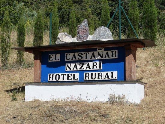 El CastaNar Nazari: El Castanar Rural Hotel-1