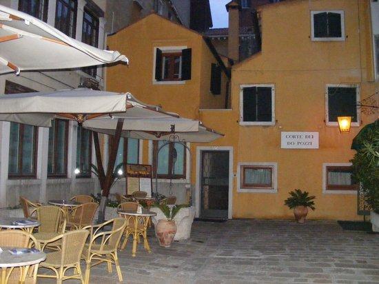 Hotel do Pozzi: Entrada Hotel