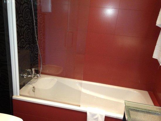 Hotel Via Gotica : bagno
