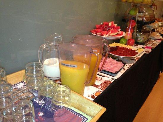 Hotel Via Gotica: colazione