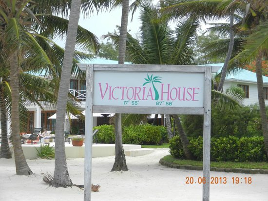 Victoria House: We was here