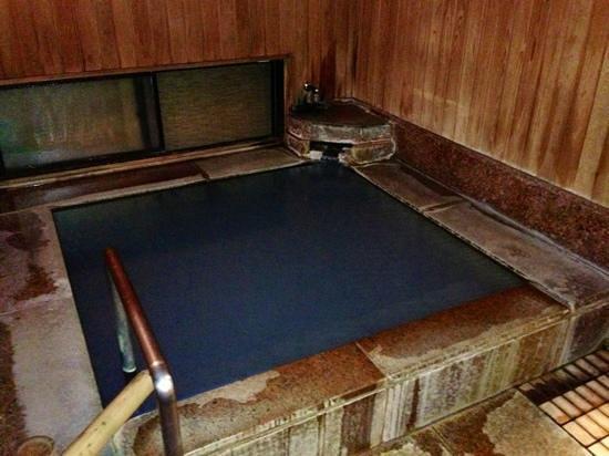 Ryokan Sakaya: 家族風呂