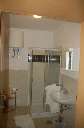 Hotel Furman: Bagno