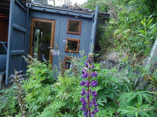 Fehu Eco Lofts : jardin