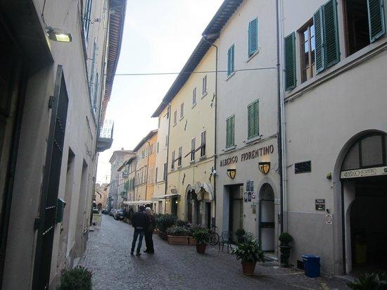 Albergo Fiorentino : L'albergo