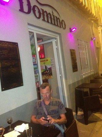 Le Domino : août 2013