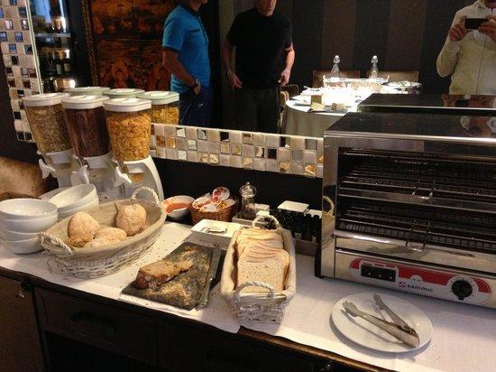 Hotel Gastronomico San Miguel: colazione