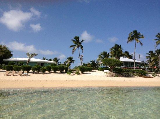 The Barefoot Beach House: Il cottage e la casa padronale