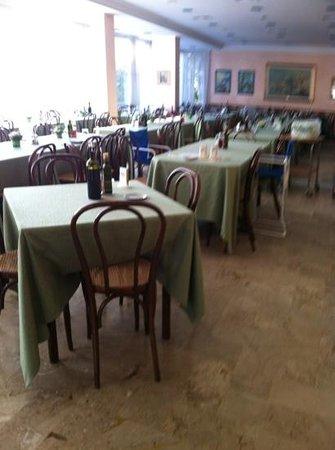 Hotel Acerboli : sala da pranzo