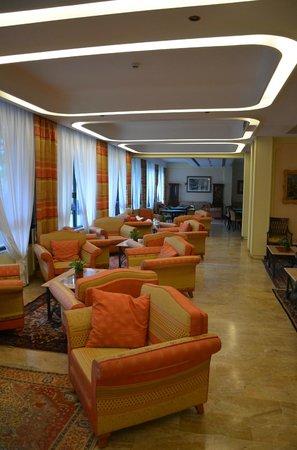 Terme Milano Hotel: zona relax