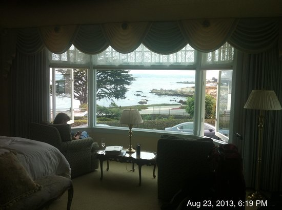 Seven Gables Inn: Our view