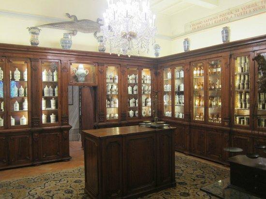 Aboca Museum: come un'antica farmacia