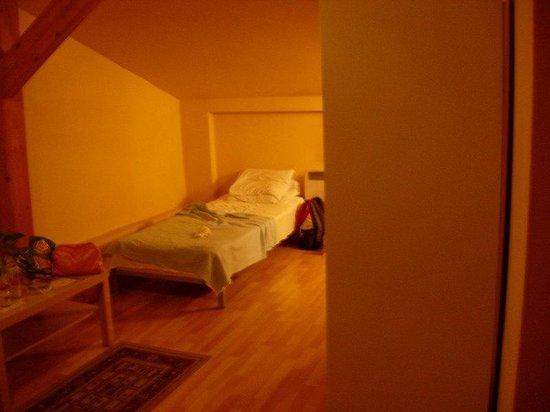 Hostel Centrum : our bedroom