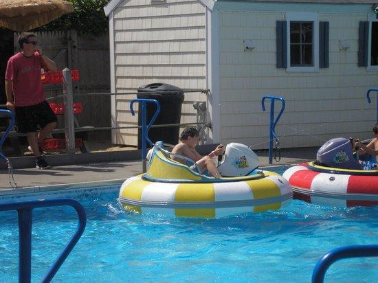 Cape Cod Baseball & Bumper Boats