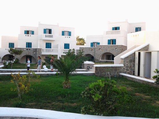 Naxos Imperial Resort & Spa: stanze