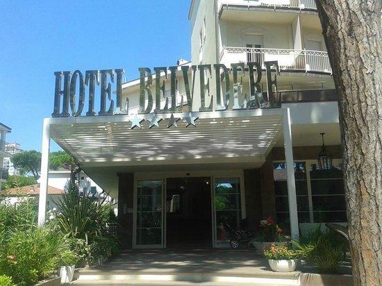 Hotel Belvedere: ingresso