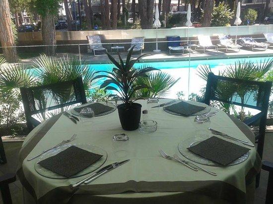 Hotel Belvedere: ristorante
