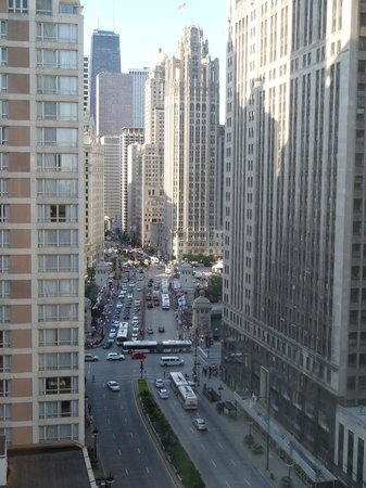 Hard Rock Hotel Chicago: Room view