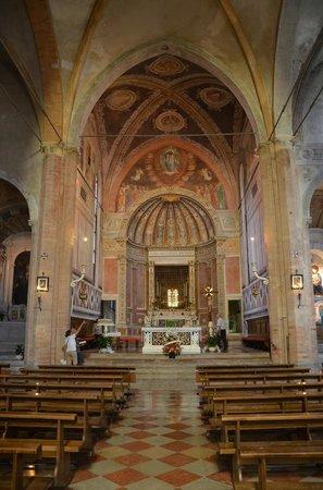 Abano Terme, Italië: navata centrale