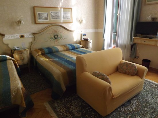 Riviera Hotel: My room 1