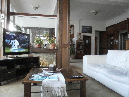 Hotel Sol Del Sur: Sala de espera