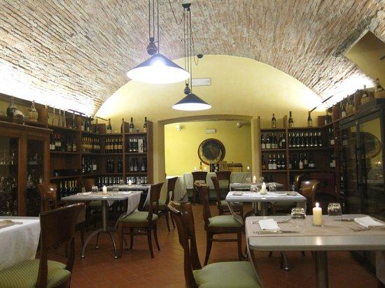 Villa Castiglione: cena