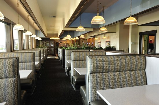 Shilo Restaurant : Shilo Inns Tillamook Restaurant Seating