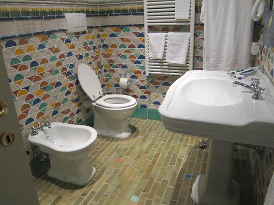Villa Castiglione: bagno