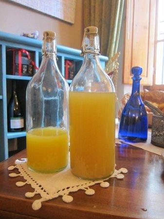 Villa Castiglione: colazione