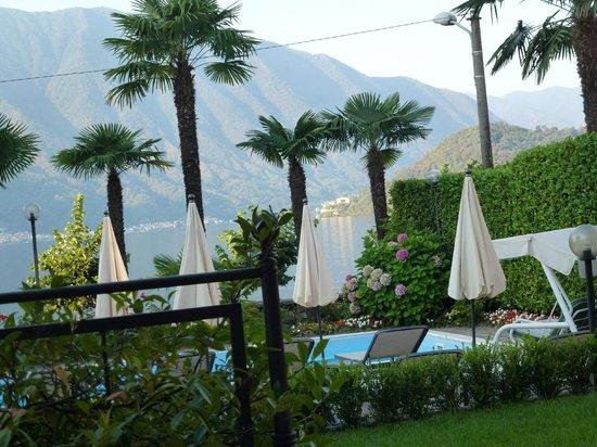 Hotel Villa Marie: PISCINE