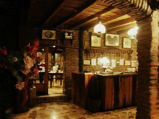 Grandpa's Inn : lobby