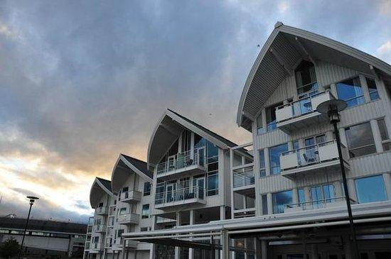 Hotell Molde Fjordstuer: fjord side