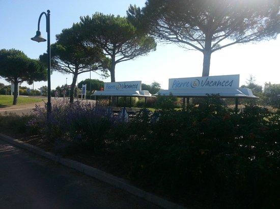 Pierre & Vacances Village Club Port-Bourgenay : petit train