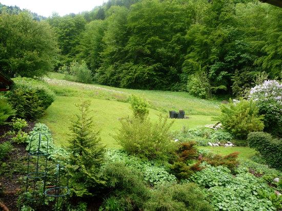 Gästehaus-Pension Zeranka: Garten-garden Gästehaus_Bed&Breakfast Zeranka in Ruhpolding