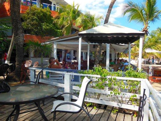 Hotel Windsurf Paradise: El restaurante del hotel iPanema.