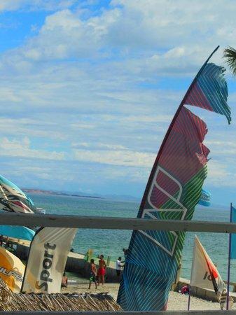 Hotel Windsurf Paradise: El Yaque