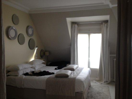 Hotel de Banville : Room