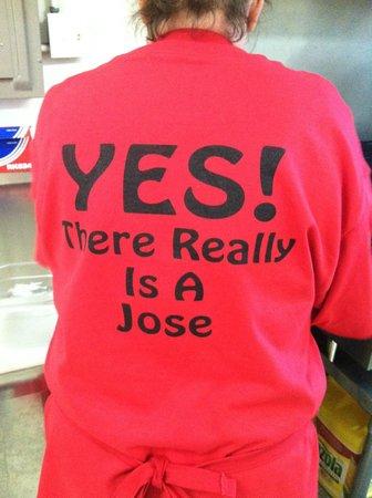 Jose's Famous Salsa: Shirts
