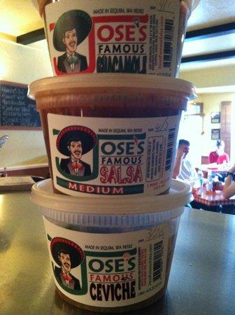 Jose's Famous Salsa: Salsaa